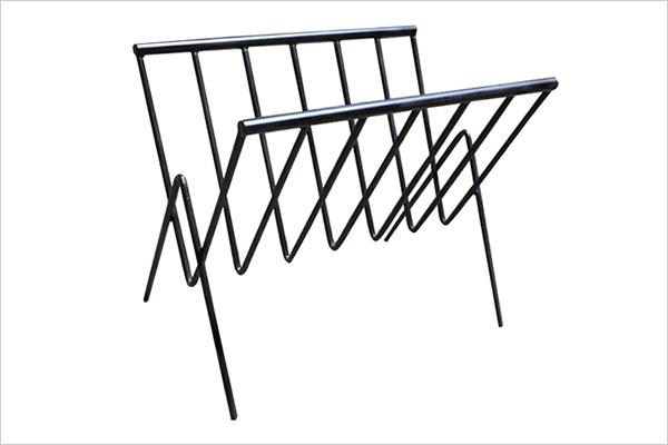 オリジナル家具・オーダー家具のアイアンライフ・マガジンラック