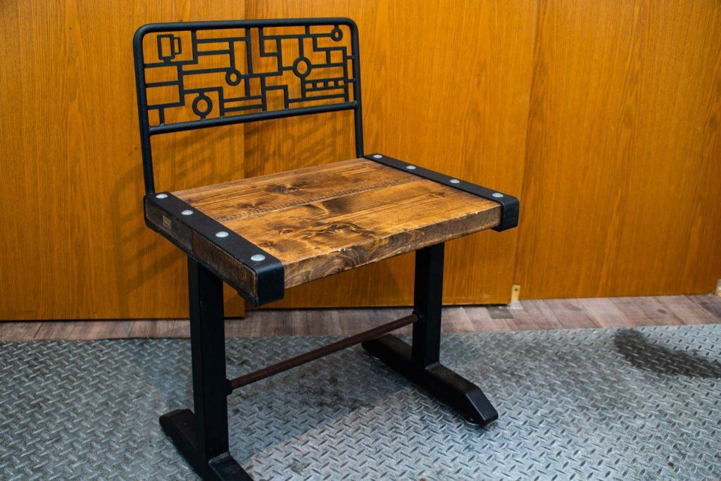 オリジナル家具・オーダー家具のアイアンライフ・チェア