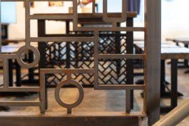 アイアン家具のアイアンライフの装飾