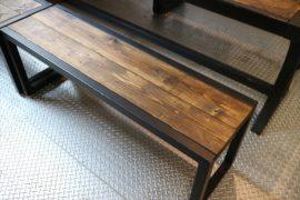 オリジナル家具のアイアンライフ・ベンチスタイル