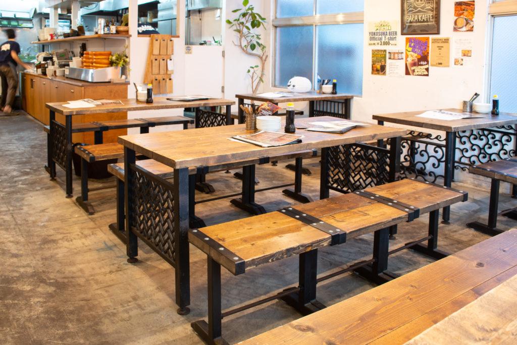アイアン家具・オリジナル家具のアイアンライフ・テーブル