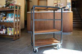 オリジナル家具のアイアンライフ・飲食店の運び